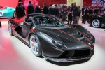 Ferrari to build limited run of 209 LaFerrari Apertas