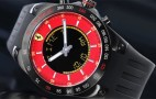 New Lap-Time chronograph designed specifically for Scuderia Ferrari