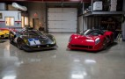 Ferrari P4/5 & P4/5 Competizione Together At Last: Video & Gallery