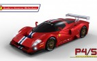 Final Renderings Of James Glickenhaus' Ferrari P4/5 Competizione