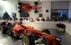 Fans To Choose Name Of 2014 Ferrari F1 Car