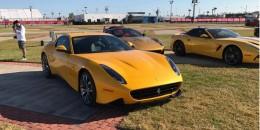 Ferrari SP275 RW Competizione - Image via Ferrari F12 TdF Facebook page