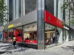 Ferrari Store of New York, grand opening