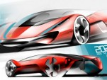 Ferrari World Design Contest - Hongik's Eternità concept