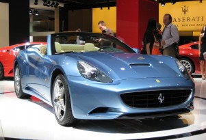 Ferrari Hybrid Coming, Too--to 2009 Los Angeles Show?