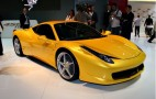 Ferrari 458 Italia To Be Next Transformers Autobot