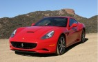 Leaked: Ferrari California Manual Transmission Performance Specs