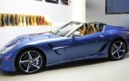 Ferrari Superamerica 45 Flips Its Lid: Video
