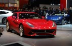 Ferrari F12 Berlinetta Live Photos: 2012 Geneva Motor Show