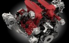 Ferrari 488 GTB's turbocharged V-8 voted 2016 International Engine of the Year