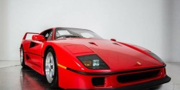 Ferrari F40 for sale on Craigslist