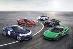 70 Ferraris in historic liveries to mark automaker's anniversary