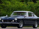 1961 Ferrari 250 GTE owned by J. Geils