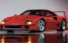Not one, but two, Ferrari F40s are for sale this week