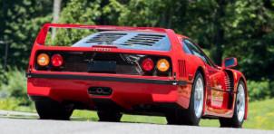 1990 Ferrari F40 for sale by Bonhams