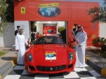 Ferrari 60th Anniversary Rally