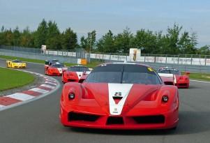 Ferrari Sets Guinness Record