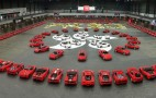 Ferrari Celebrates 30 Years In Hong Kong With 600 Car Gathering: Video