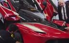 Ferrari's 'Making Of' FXX K Video Reveals Virtually Nothing Regarding Making Of FXX K, Still Cool