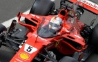 Ferrari starts testing F1's Shield cockpit protection system
