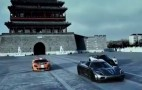 The Amazing Collection At Chinese Supercar Dealer FFF-Automobile: Video