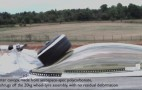 FIA Tests Jet Fighter Canopies For F1: Video