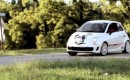 Fiat 500 Abarth at the Targa Newfoundland