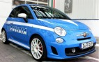 Fiat 500 Abarth In Police Livery Headed To 2010 Essen Motor Show