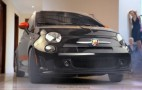 Fiat 500 Abarth On House Arrest With Charlie Sheen: Video