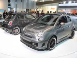 Fiat 500 BEV Concept on Chrysler standard, 2010 Detroit Auto Show