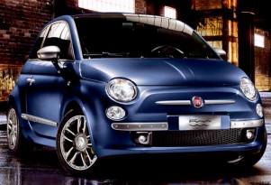 Fiat 500 by Diesel Front