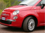 Fiat 500 four-door rendering