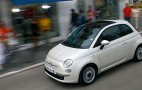 Chrysler will sell four different Fiat 500 variants in U.S.