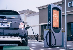 Five Cities Get Free Electric-Car Charging Stations At 'Socially Responsible' Businesses
