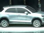 2016 Fiat 500X Crossover To Be Officially Launched On July 4