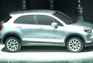 2013 Fiat 500X: Previewed On Video, Full Details Soon?