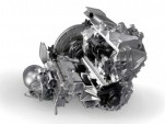 Fiat six-speed dual clutch transmission 