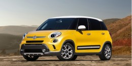 2014 Fiat 500L: Room For Five, Starts Below $20,000