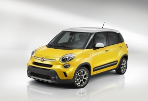 2014 Fiat 500L: Los Angeles Auto Show Preview
