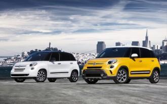 2014 Fiat 500L Preview, Live Photos: 2012 Los Angeles Auto Show