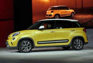 2014 Fiat 500L live photos, 2012 L.A. Auto Show