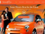 Fiat's 'Environmentally Sexy' matchmaking site
