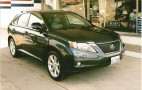 2010 Lexus RX 350 Review:  High Society Meets Mighty Mouse