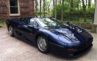 The Last Jaguar XJ220 Ever Built Is For Sale