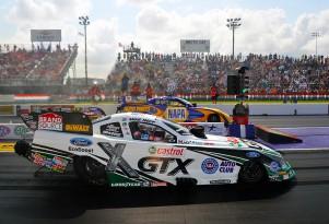 Final round photo courtesy Gary Nastase for John Force Racing