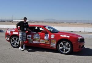 Fireball Run: Camaro SS Video Tour And Apology