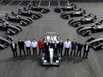 First 10 Formula E race cars delivered to teams