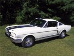 First 1966 Shelby GT350