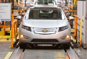 Now We Know: 2011 Chevrolet Volt Will Get 50 MPG In Gas Mode