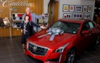 First 2014 Cadillac CTS Vsport Delivered